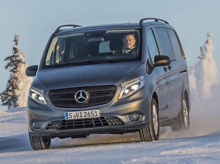 Mercedes Vito Mixto 114cdi Compacta 9g-tronic