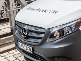Ver foto 14 de Mercedes eVito Furgón 2020
