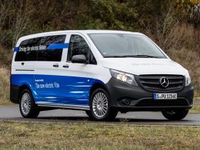 Ver foto 4 de Mercedes eVito Combi 2020