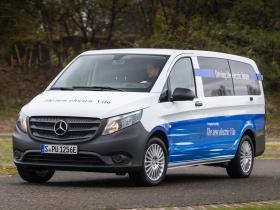 Ver foto 2 de Mercedes eVito Combi 2020