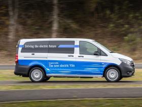 Ver foto 6 de Mercedes eVito Combi 2020