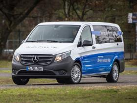 Ver foto 3 de Mercedes eVito Combi 2020