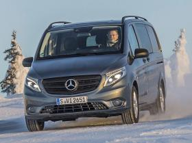 Fotos de Mercedes Vito Mixto 4×4 2019
