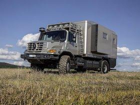 Ver foto 3 de Mercedes Zetros Mobile Home 2014