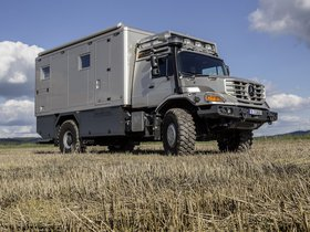 Ver foto 2 de Mercedes Zetros Mobile Home 2014