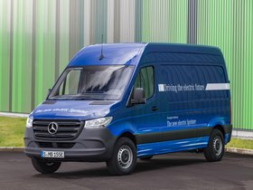 Fotos de Mercedes eSprinter 2018