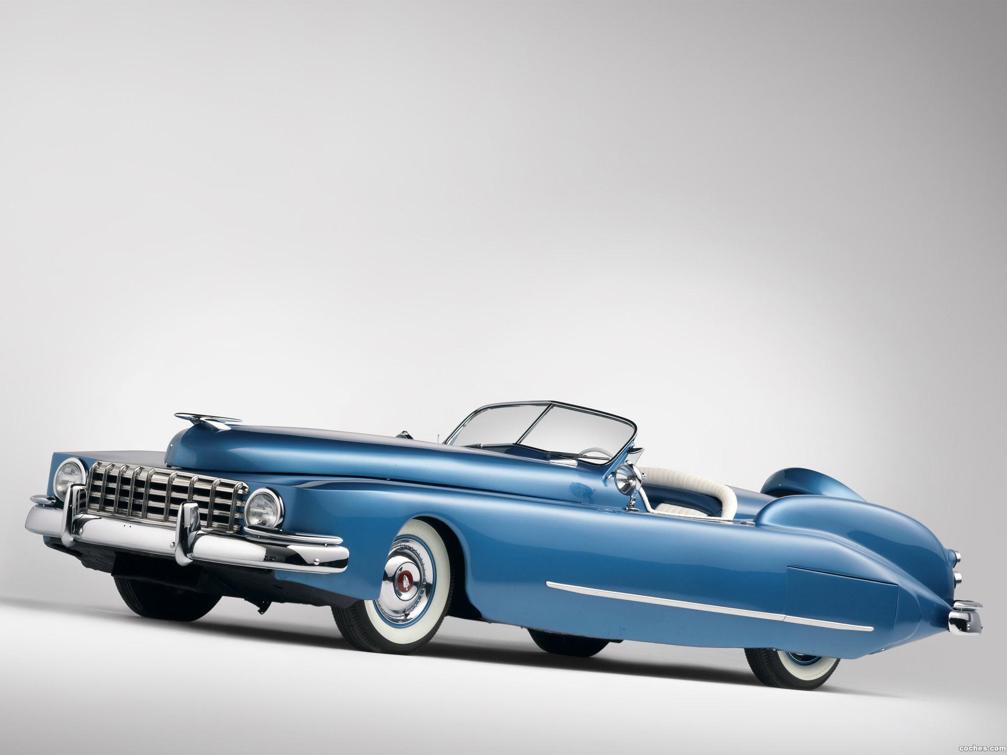Foto 0 de Mercury Bob Hope Special Concept 1950