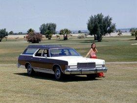 Ver foto 1 de Mercury Colony Park 1969