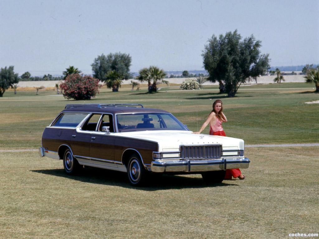 Foto 0 de Mercury Colony Park 1969