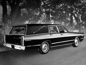 Ver foto 2 de Mercury Commuter Abbott And Hast Hearse 1967