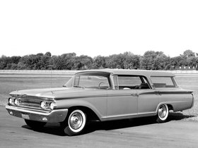 Ver foto 1 de Mercury Commuter Country Cruiser 1960