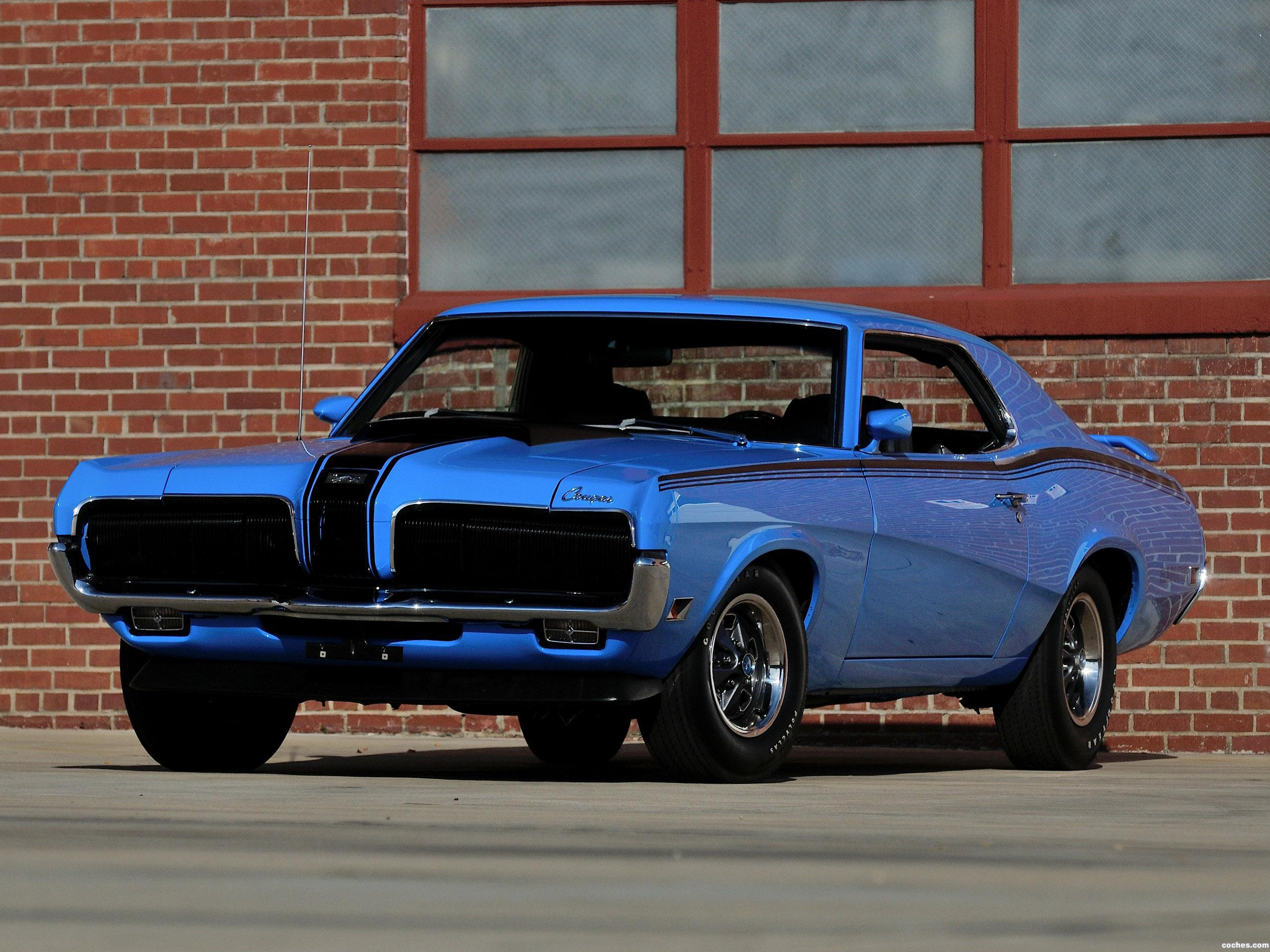 Foto 0 de Mercury Cougar Eliminator Boss 302 1970