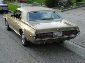 Ver foto 2 de Mercury Cougar XR-7 1968