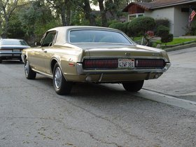 Ver foto 9 de Mercury Cougar XR-7 1968