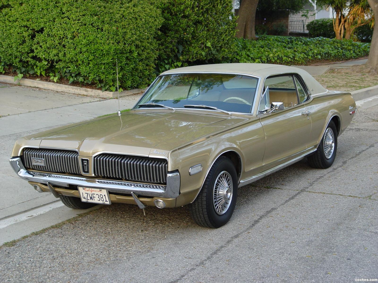 Foto 0 de Mercury Cougar XR-7 1968