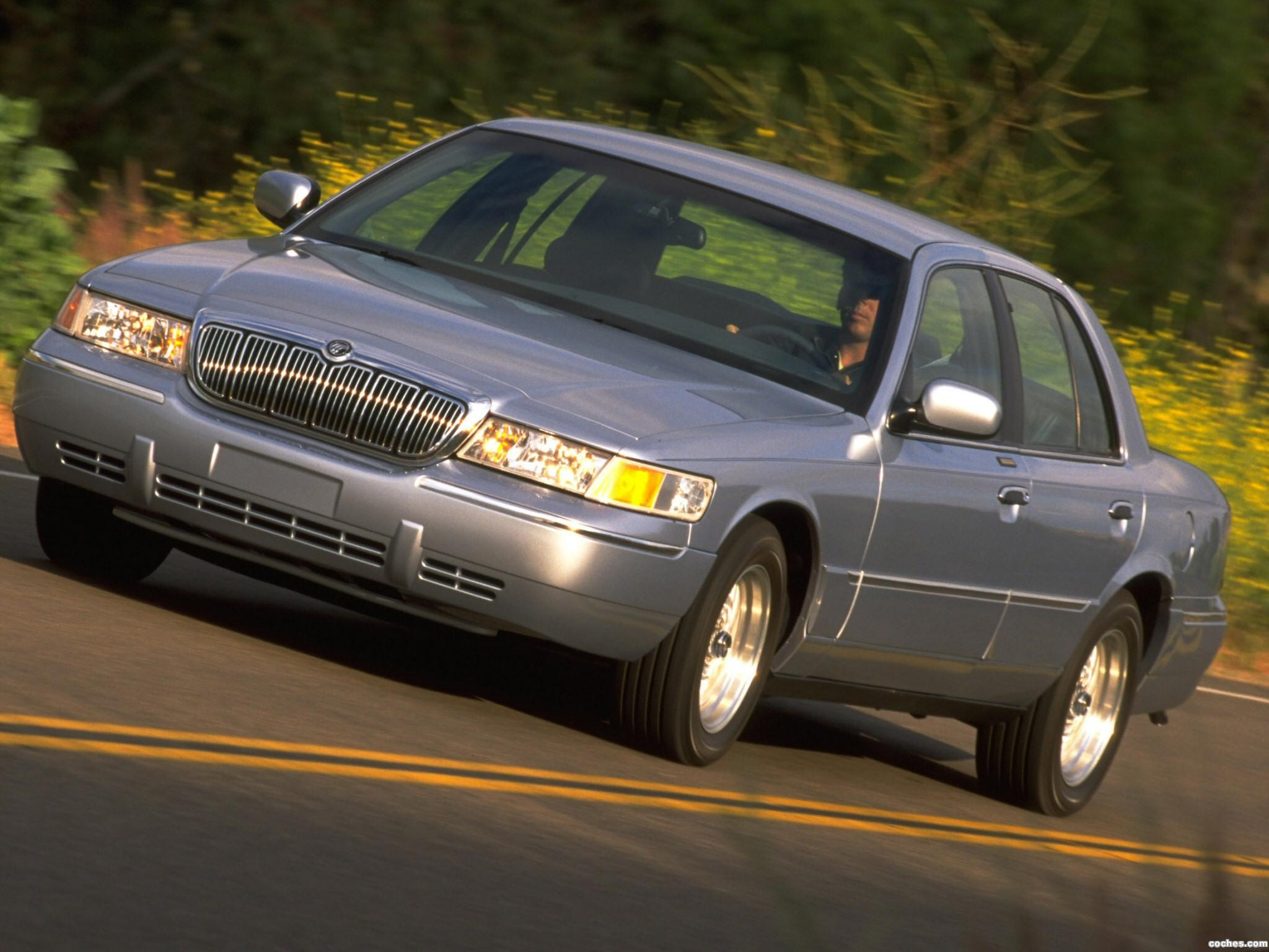 Foto 0 de Mercury Grand Marquis 1999