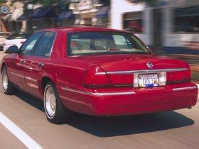Ver foto 5 de Mercury Grand Marquis 2001