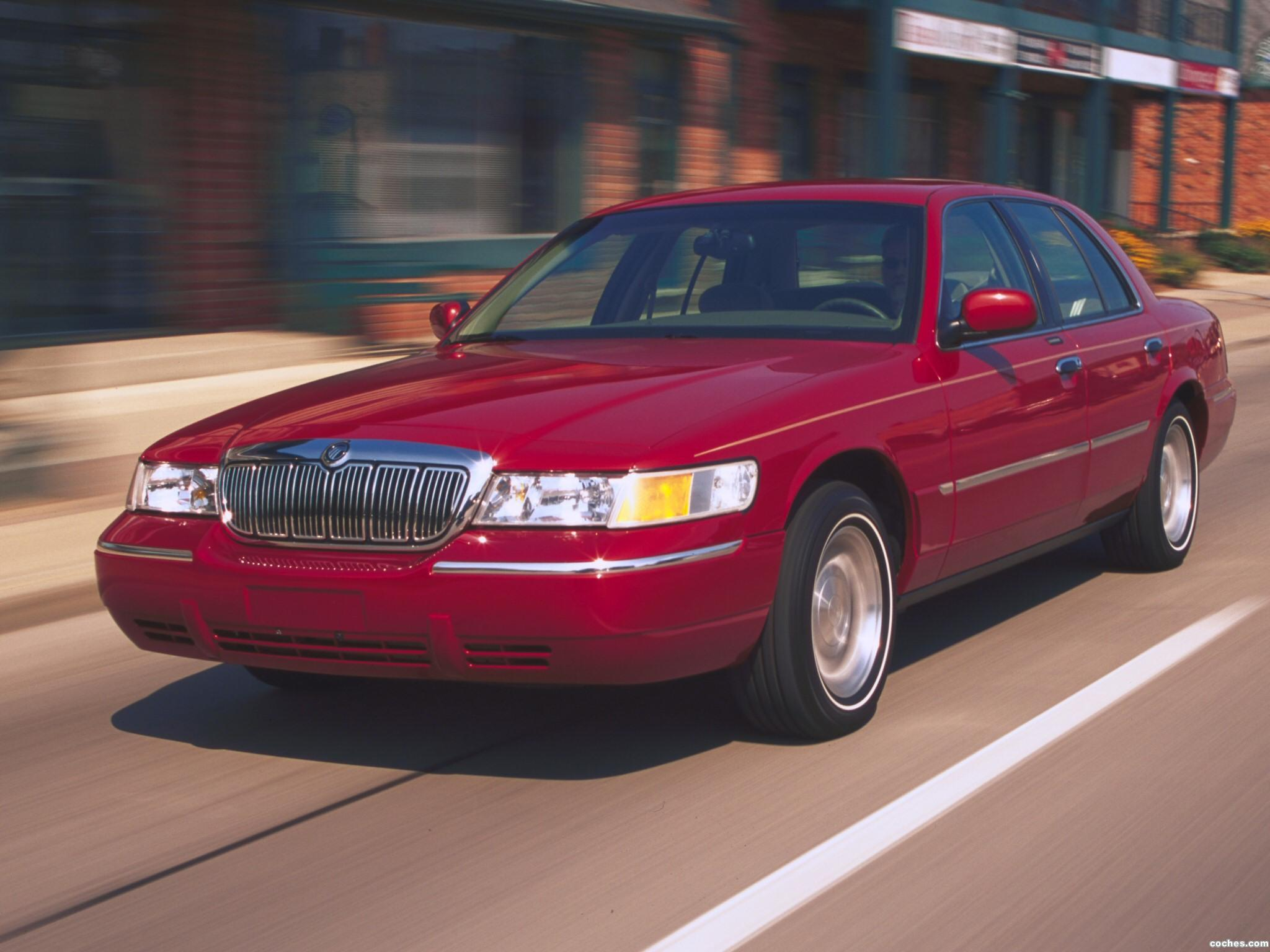 Foto 0 de Mercury Grand Marquis 2001
