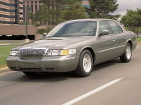 Fotos de Mercury Grand Marquis 2002