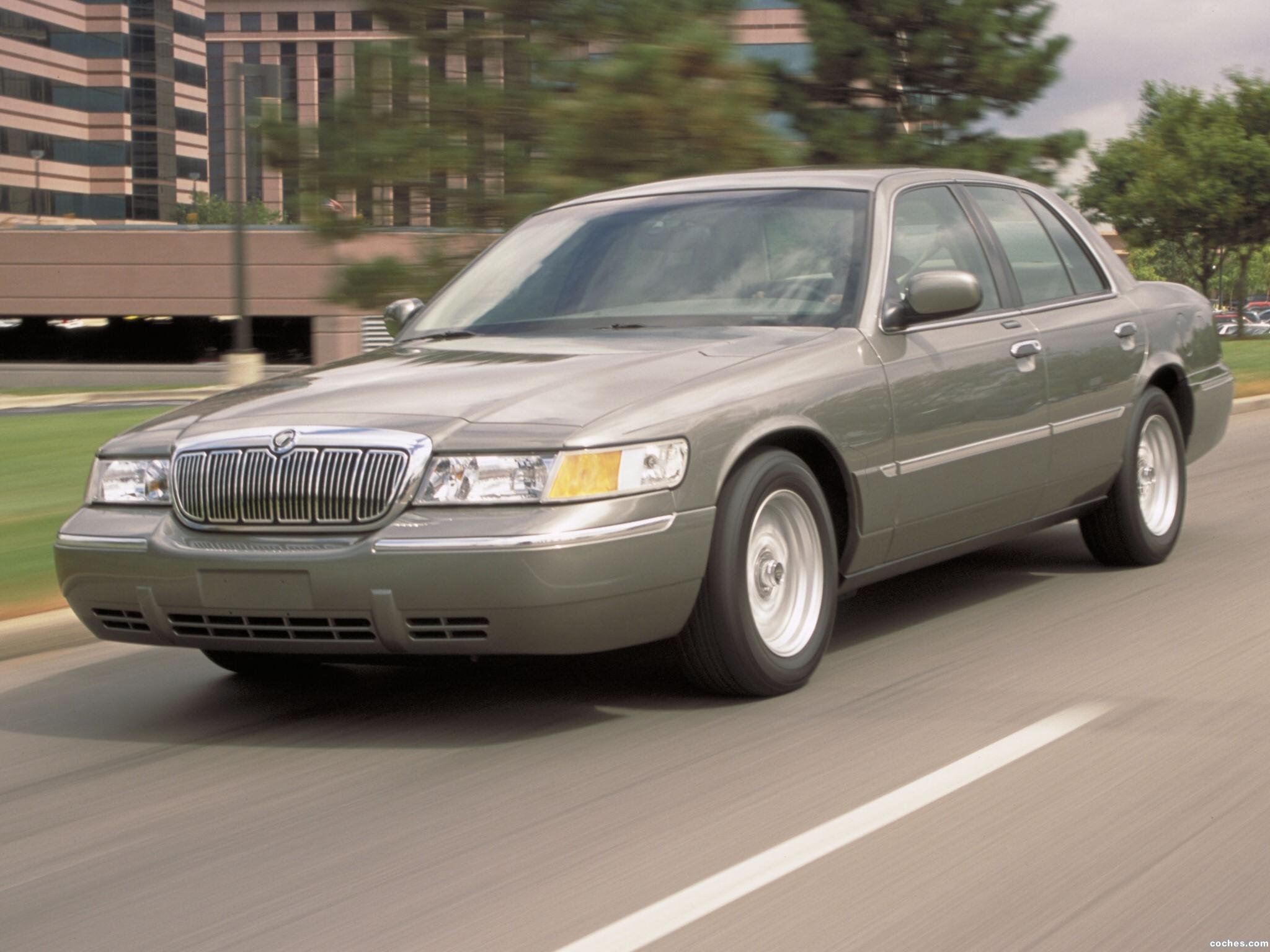 Foto 0 de Mercury Grand Marquis 2002