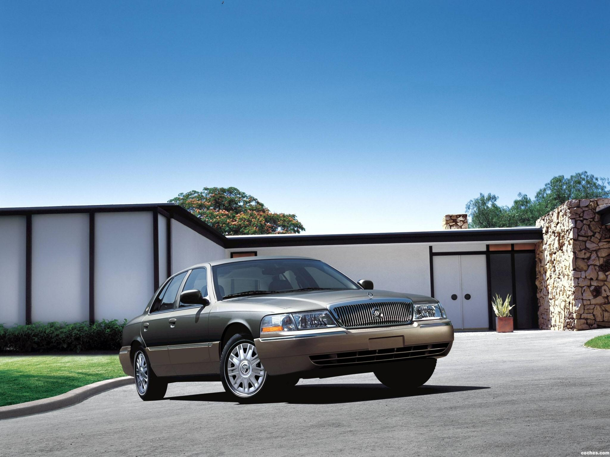 Foto 0 de Mercury Grand Marquis 2005
