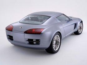 Ver foto 2 de Mercury Messenger Concept 2003
