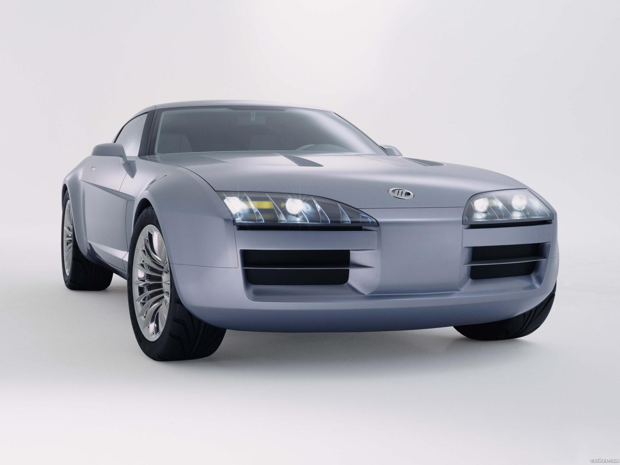 Foto 0 de Mercury Messenger Concept 2003