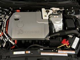 Ver foto 21 de Mercury Milan Hybrid 2010