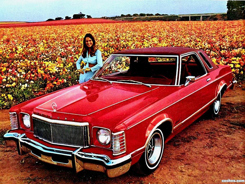Foto 0 de Mercury Monarch 1975