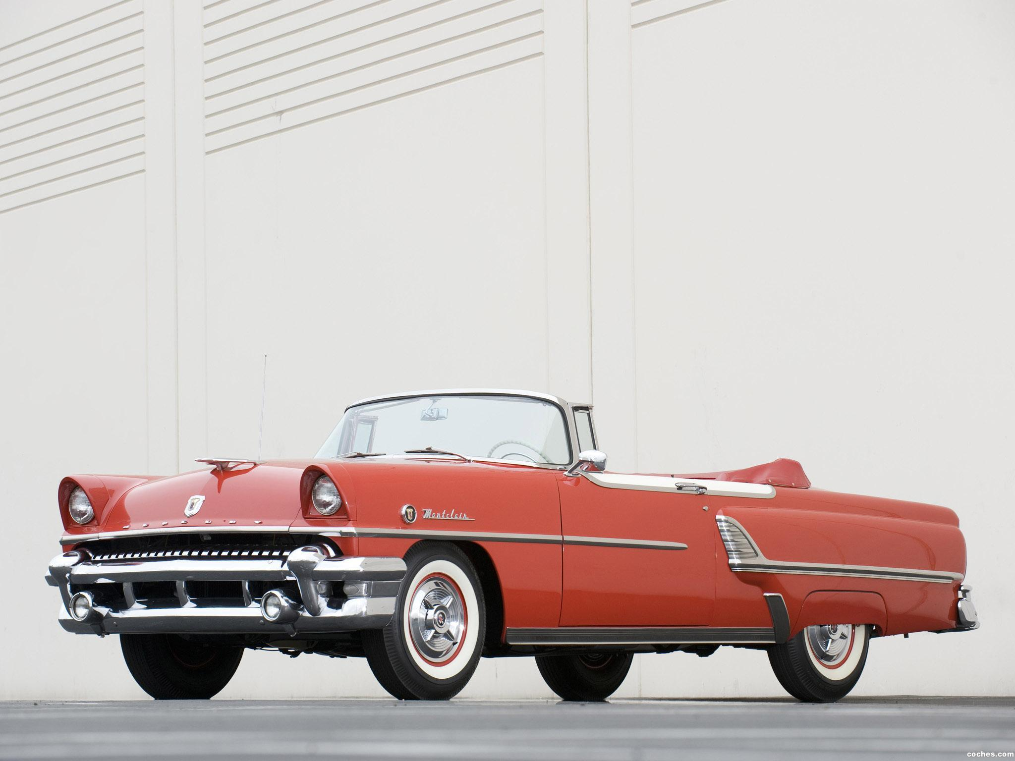 Foto 0 de Mercury Montclair Convertible 1955