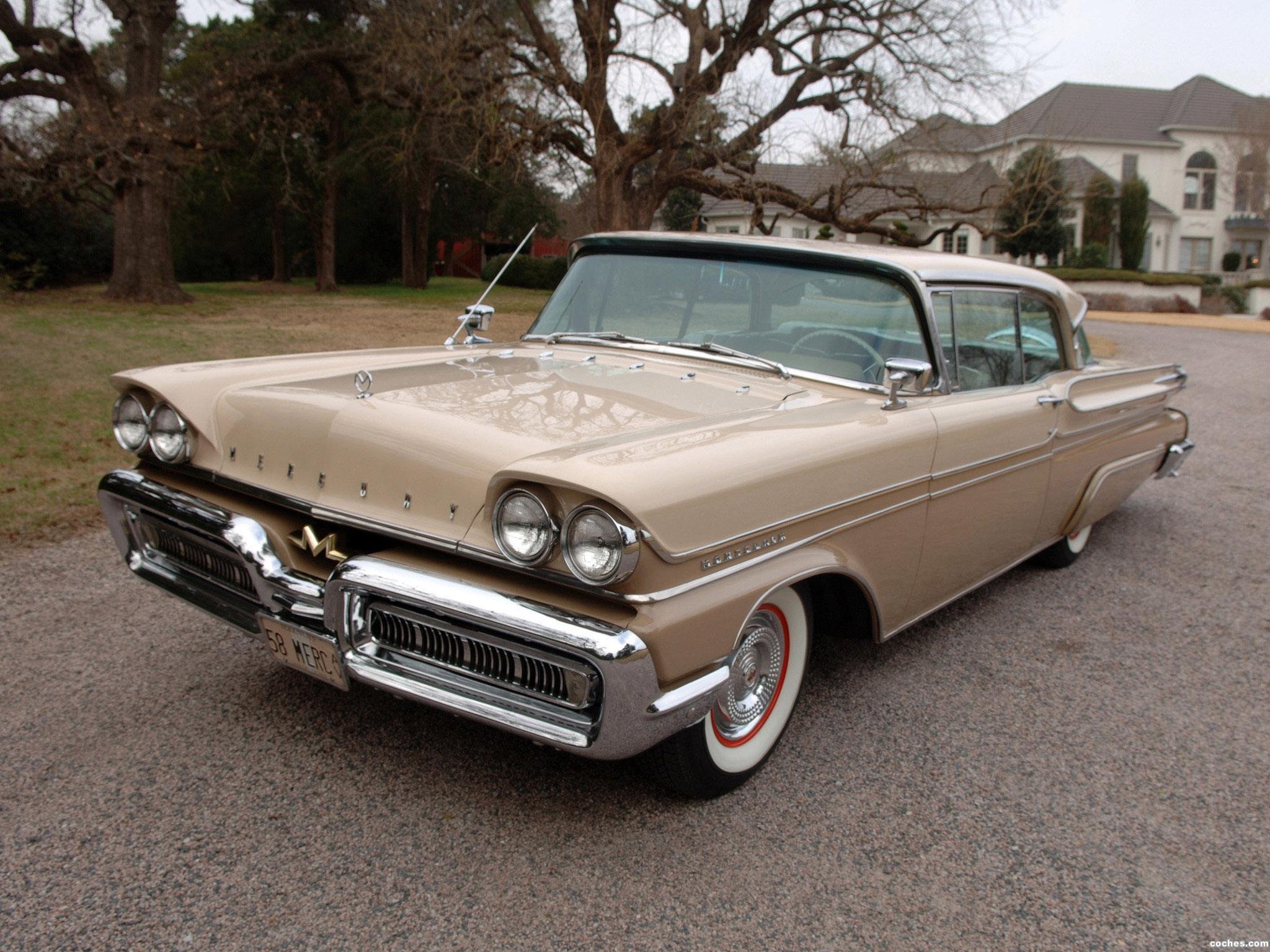 Foto 0 de Mercury Montclair Super Marauder Coupe 1958