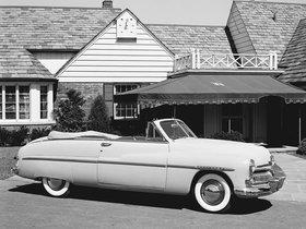 Ver foto 2 de Mercury Monterey Convertible 1951