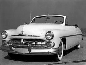 Ver foto 1 de Mercury Monterey Convertible 1951