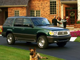 Ver foto 5 de Mercury Mountaineer 2001