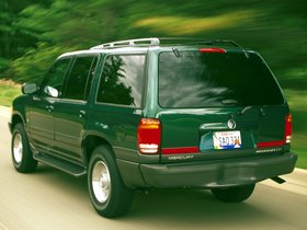 Ver foto 2 de Mercury Mountaineer 2001
