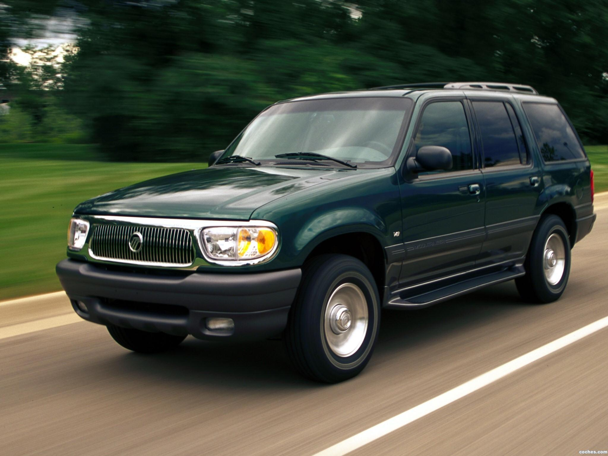 Foto 0 de Mercury Mountaineer 2001