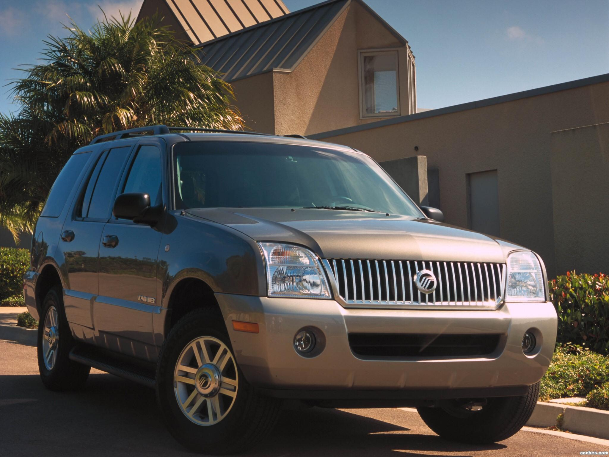 Foto 0 de Mercury Mountaineer 2002
