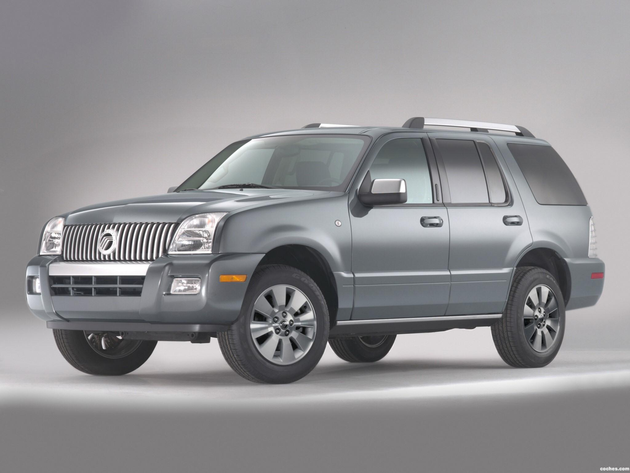Foto 0 de Mercury Mountaineer 2006