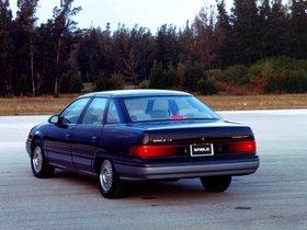 Ver foto 4 de Mercury Sable 1986