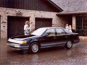 Ver foto 3 de Mercury Sable 1986