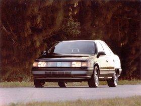 Ver foto 1 de Mercury Sable 1986