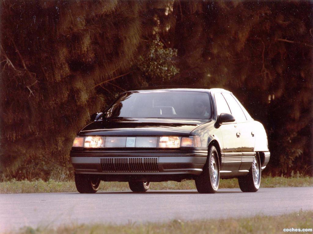 Foto 0 de Mercury Sable 1986