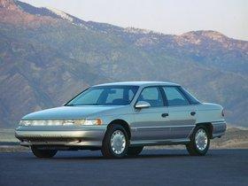 Ver foto 3 de Mercury Sable 1992
