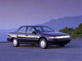 Ver foto 2 de Mercury Sable 1992