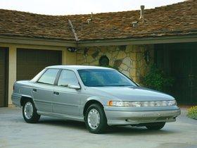Ver foto 1 de Mercury Sable 1992