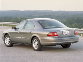 Ver foto 5 de Mercury Sable 2002