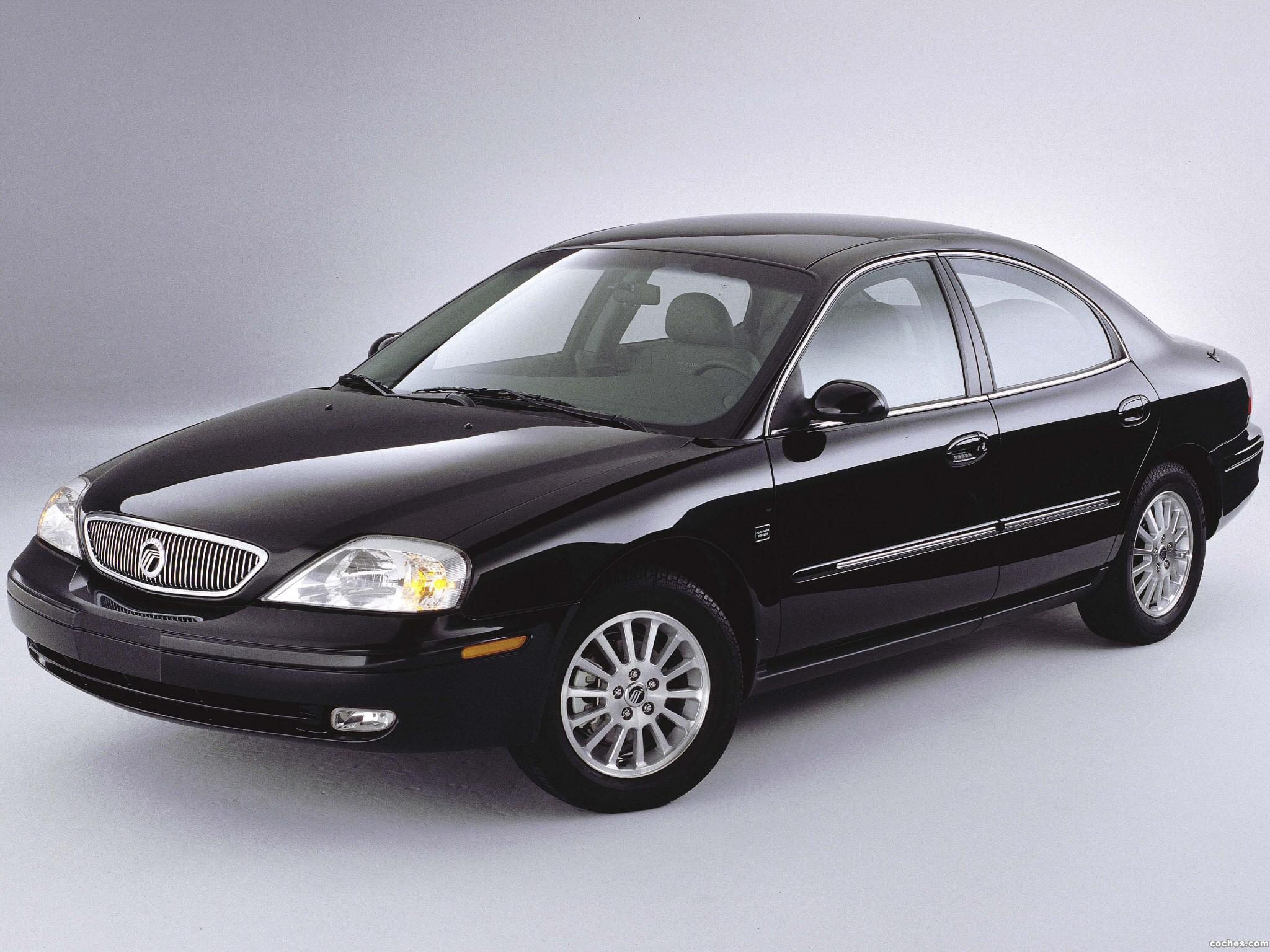 Foto 0 de Mercury Sable 2002