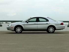 Ver foto 3 de Mercury Sable 2004