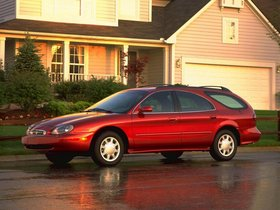 Ver foto 5 de Mercury Sable Station Wagon 1996