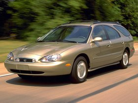 Ver foto 4 de Mercury Sable Station Wagon 1996